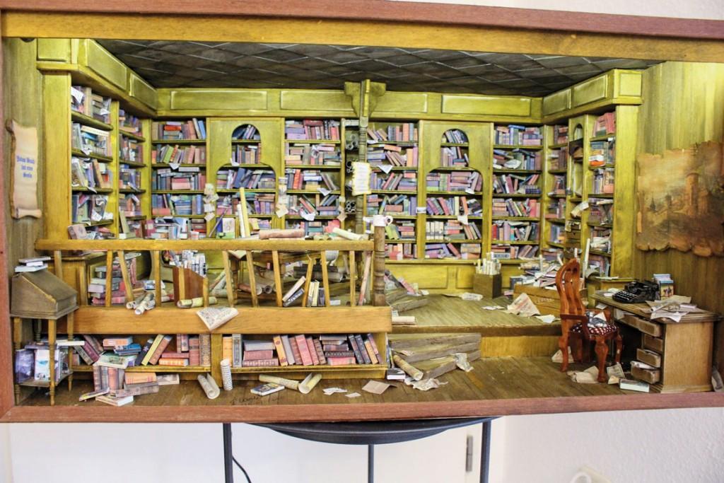 Miniaturwelten_Bibliothek