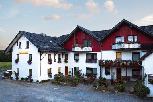Hotel und Restaurant in Roetgen: Gut Marienbildchen der Familie Ziemons