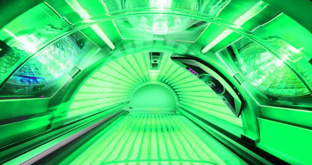 Eifel Sun: Grünes Licht hebt die Stimmung beim Bräunen