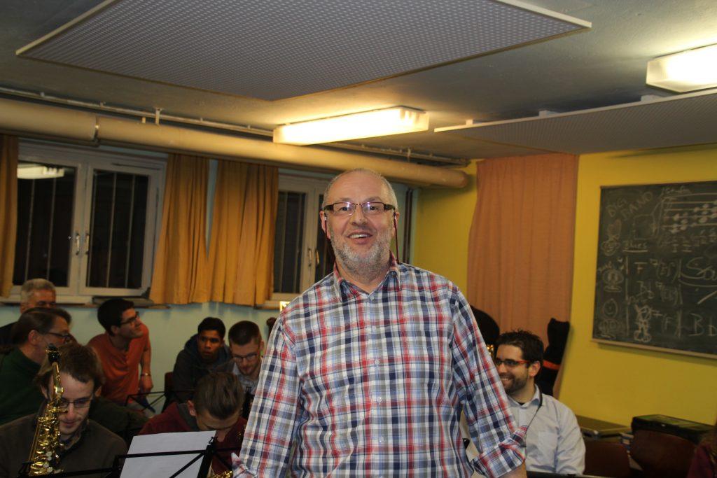 Engelbert Schneider und seine Bigband Schleiden