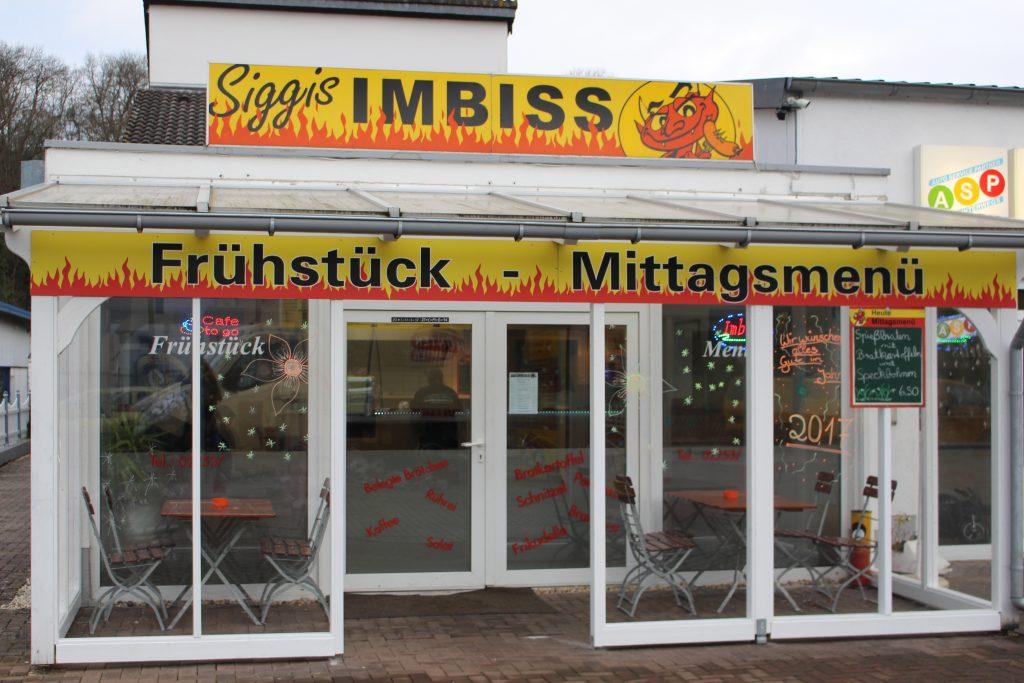 Siggis Imbiss in Bad Münstereifel mit neuer Inhaberin Mandy Winter