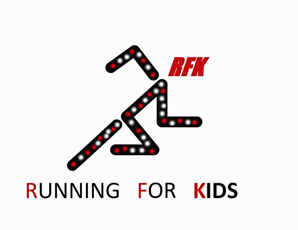 Das Logo von Peter Borsdorffs 'Running for Kids'
