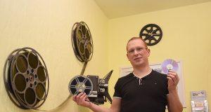 Der Filmkopierservice Wichert digitalisiert alte Filme und Fotos.