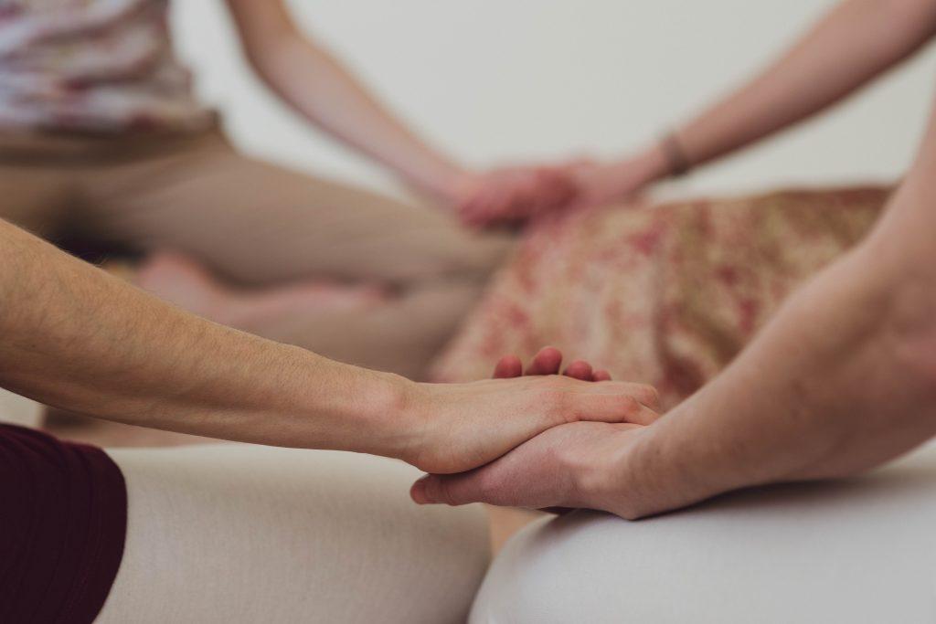 Praxis Tempelraum: Der Weg zu einem erfüllten Frau- und Mann-Sein