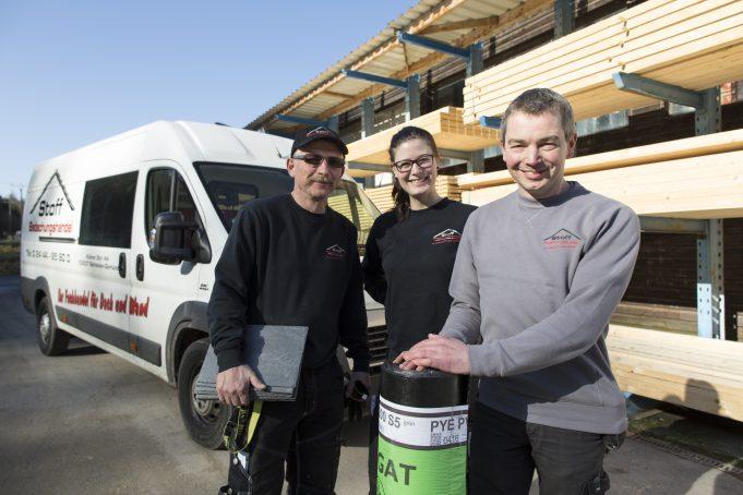 Bedachungshandel Stoff - Ihr Fachhandel für Dach und Wand