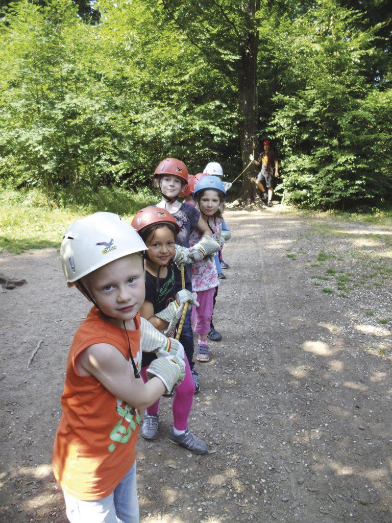 Nettersheim bietet vielfältige Angebote für Kinder