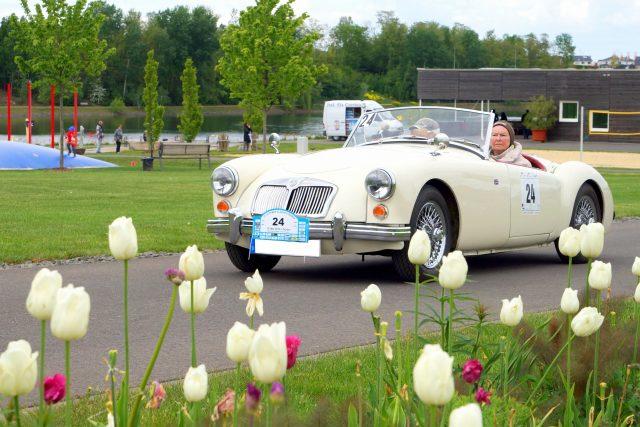 Seepark Zülpich: Am 13. und 14. Mai finden die Garden Classics statt.