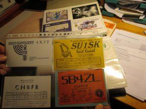 QSL-Karten