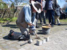 Stolpersteine für Familie Kaufmann aus Eicherscheid