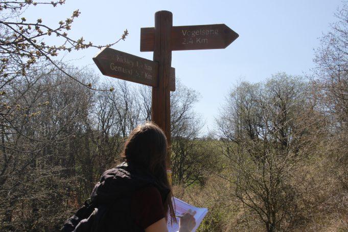 Geocaching in der Eifel