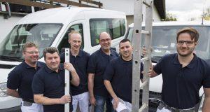 Stuckateurbetrieb Guido Klinkhammer: ein zuverlässiges Team