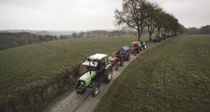 Auf Ausfahrt: Treckerverein Monschauer Land e.V.
