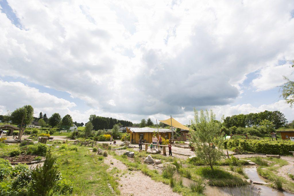 Barfuß- und Generationenpark Schmidtheim