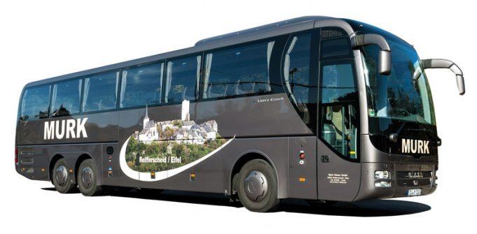 Verlosung Murk-Reisen Bus