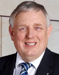 Karl-Josef Laumann, Minister für Arbeit, Gesundheit und Soziales des Landes Nordrhein-Westfalen