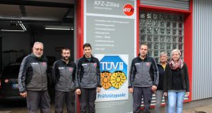 Kfz-Reparaturwerkstatt Zilles in Nettersheim