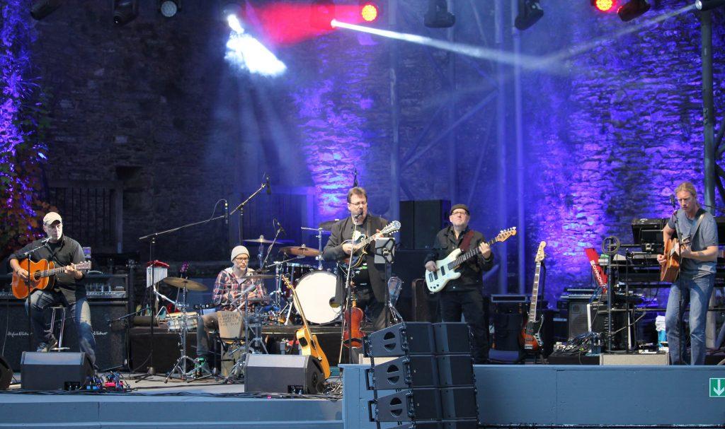 Große Bühne für Rock on Wood beim Monschau Festival