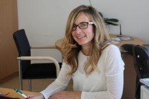 Corinne Rasky vom Netzwerk an Urft und Olef