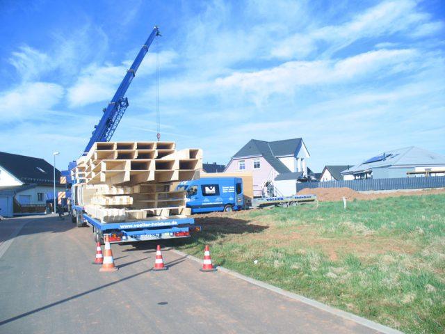 Holzbausiedlung Auf der Wacholder II