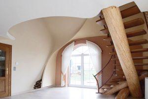 Addi Klinkhammer: Die natürlichen Baustoffe Holz, Kalk und Lehm im harmonischen Zusammenspiel