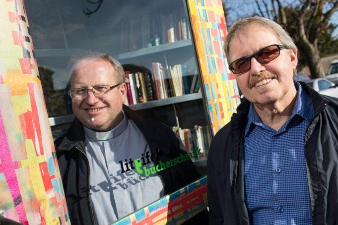Die Bücherzelle von Steinfeld