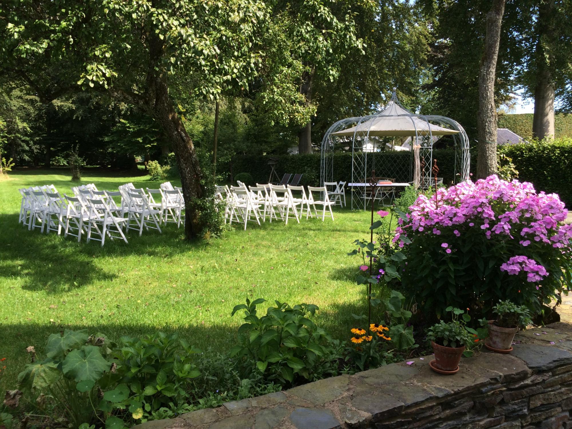 Zusätzliche Gestaltungsmöglichkeiten: Der Vennlandhof: Stilvoll Feiern In Einem Echten Kleinod
