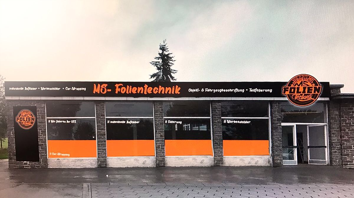 Neue Adresse für MS-Folientechnik