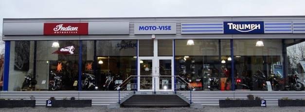 Moto Visé in Eupen