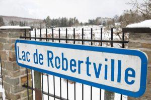 Warche-Tour: Vom Bütgenbacher Stausee zum Lac de Robertville