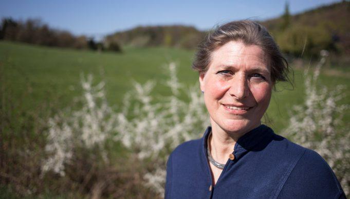 Kräuterpädagogin Christiane Alexa