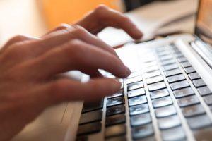 Claudia Träger Tastatur