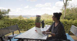 Marie Reiners: Blick und Geist schweifen lassen