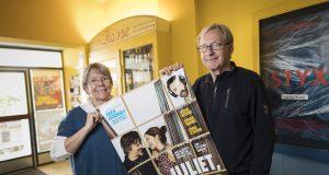 Christine und Günter Runge betreiben die Eifel-Film-Bühne