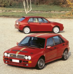Lancia Delta InterClassics Maastricht