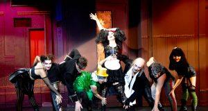 Grenzlandtheater Aachen zu gast mit der Rocky Horror Picture Show