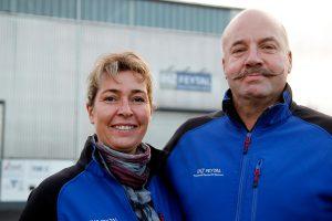 Sandra und Heinz Hamacher