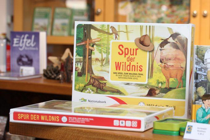 Spielerisch auf dem Wildnis-Trail unterwegs: Spur der Wildnis
