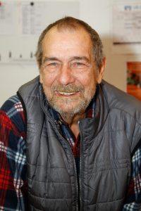 1. Vorsitzender der Kaller Tafel e.V.: Johannes Heinrich Wegge