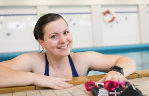 Eva Hoetgen: Paradisziplin Schwimmen