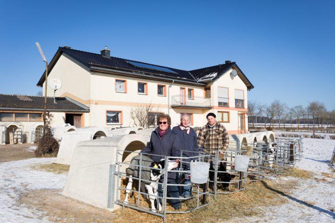 Die Strubens und ihr Sonnenhof in Schmidtheim